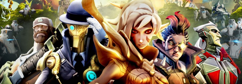 Gearbox introduces new game, Battleborn